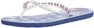 Roxy Women's Sandee Iv Americana Sandal Flip Flop