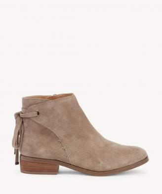 Sole Society Lachlan Tie Back Bootie