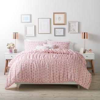 Lauren Conrad Dye Effect Comforter Set