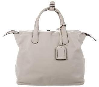 Pre Owned At Therealreal Reed Krakoff Leather Gym I Bag