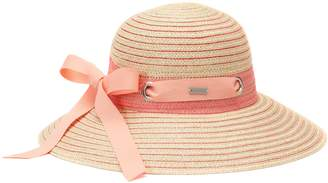 Betmar Women's Jasmine Straw Sun Hat