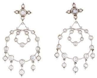 Paul Morelli 18K Topaz Earrings