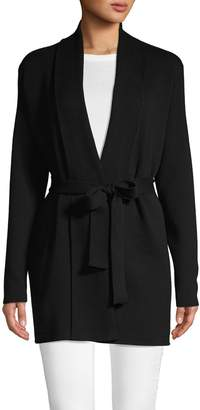 Saks Fifth Avenue Tie-Waist Cardigan