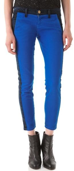 Current/elliott The Harvest Tux Trouser Jeans