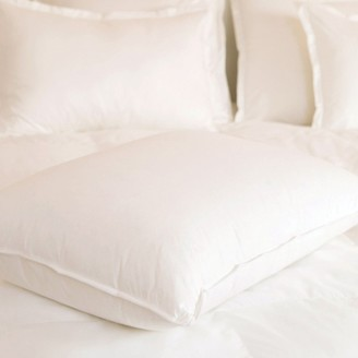 +Hotel by K-bros&Co Downlite Hotel Style White Goose Down & Feather Blend Pillow