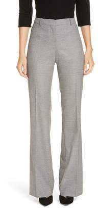 BOSS Tulea Blurred Optic Wool Suiting Trousers