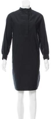 Atlantique Ascoli Oversize Shift Dress