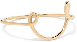 Sebastian SARAH & Two Whirl 9-karat Gold Ring