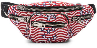 Alexander Wang Attica Stars and Stripes Mini Fanny Pack