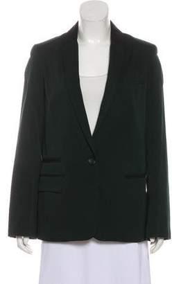 A.L.C. Virgin Wool Blazer Jacket