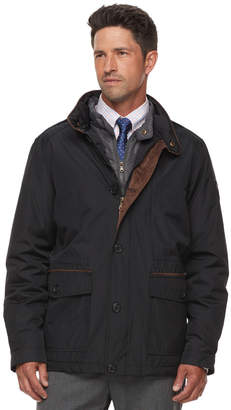 Chaps Men's Patch Pocket Barn Jacket