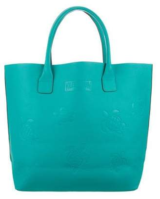 Vilebrequin Leather Extra-Large Tote