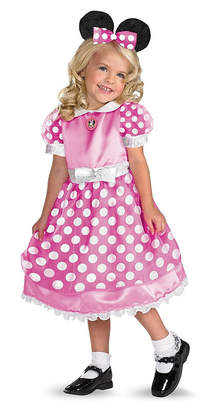 BuySeasons Disney Clubhouse Minnie Mouse Little Girls Costume