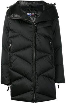 Blauer quilted padded coat
