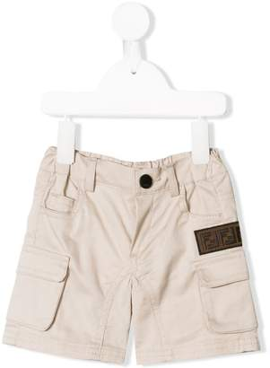 Fendi cargo shorts