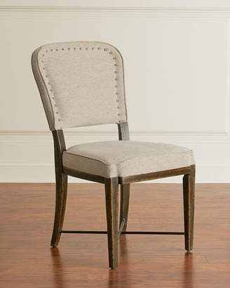 Hooker Furniture Pair of Mecate Upholstered Dining Side Chairs