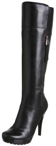 GUESS Women's Teddie Tall Shaft Platform Boot