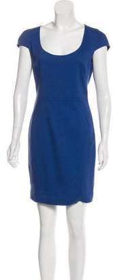 L'Agence Mini Sheath Dress