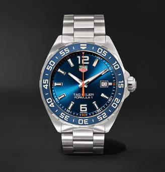 Tag Heuer Formula 1 Quartz 43mm Stainless Steel Watch