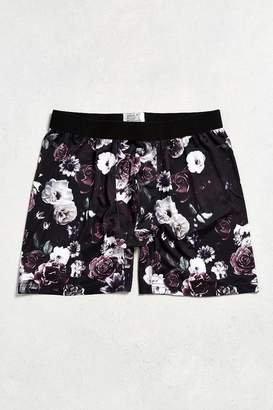 Urban Outfitters All Over Roses Boxer Brief