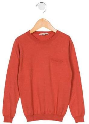 Caramel Baby & Child Kids' Crew Neck Long Sleeve Sweater