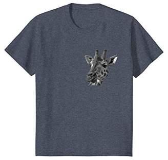Giraffe Print Shirt