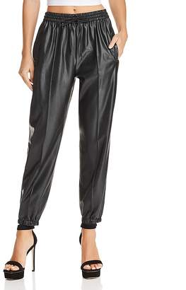 Blank NYC BLANKNYC Faux Leather Jogger Pants - 100% Exclusive