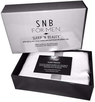 Mulberry Sleep N' Beauty 100% Pure Silk Pillow for Men