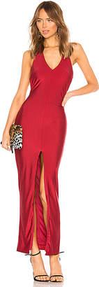 by the way. Kyra Halter Maxi Dress