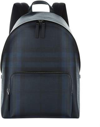 Burberry Smoked Check Rucksack