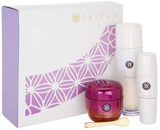 Tatcha Bright &Radiant 3-pc. Holiday Gift Set Auto-Delivery