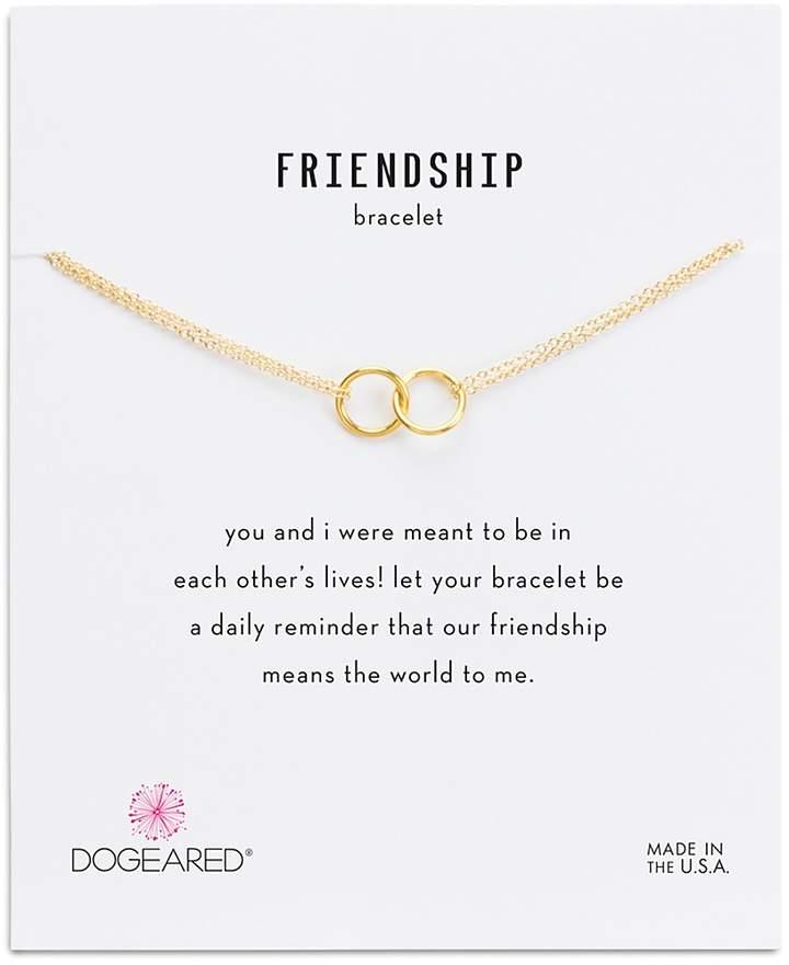 Double Link Rings Bracelet