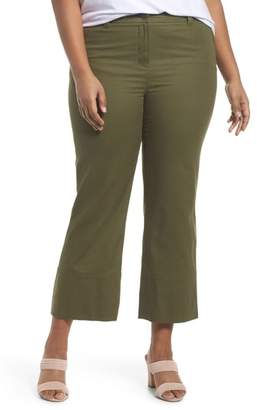 Sejour Wide Leg Ankle Pants