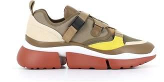 Chloé Low Sneaker sonnie