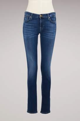 7 For All Mankind Cotton Piper Jean