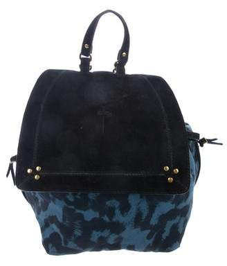Jerome Dreyfuss Printed Florent Backpack