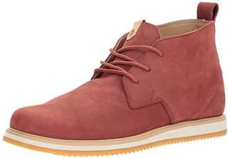 Volcom Men's Del Coasta Leather Shoe Chukka Boot