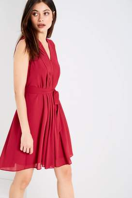 Jack Wills whieldon pleated dress