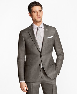 Brooks Brothers Regent Fit Bird's-Eye 1818 Suit