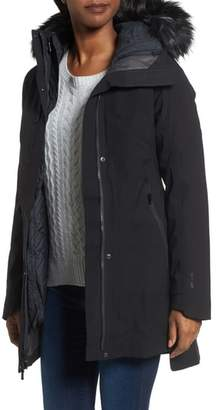 The North Face Cryos Gore-Tex(R) Tri-Climate Down Waterproof & Windproof 3-in-1 Jacket