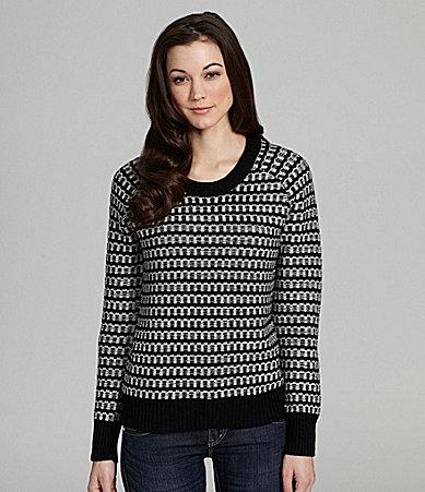 BCBGeneration Grandpa Pullover Sweater