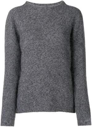 Fabiana Filippi embellished neck line sweater