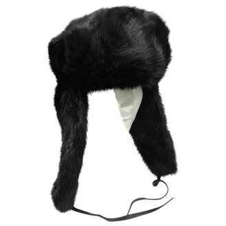 Gucci Black Fur Hats