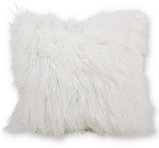 8 Oak Lane Fur Throw Pillow