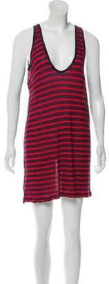 Alexander Wang Striped Mini Dress w/ Tags