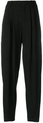 Chloé loose fit tapered trousers
