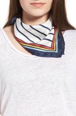 Women's Rebecca Minkoff Love Square Silk Square $35 thestylecure.com