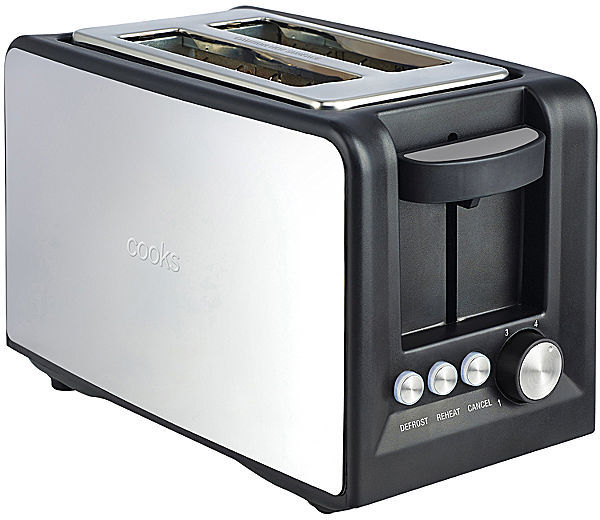 JCPenney Cooks 2-Slice Toaster