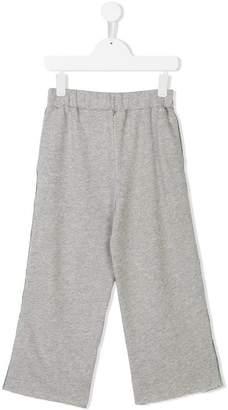 Bellerose Kids elasticated waistband trousers