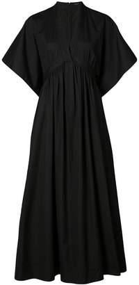 ADAM by Adam Lippes V-neck midi kimono dress